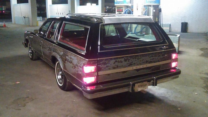 New Father-Son Project Car, 1978 Electra Estate Wagon 93657710