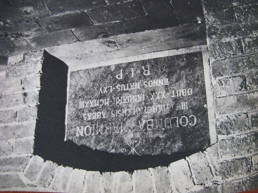 Bienheureux Dom Columba Marmion de Maredsous. Img_1612