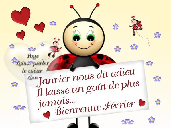Bonjour...bonne journée...bonsoir...bonne nuit.... - Page 13 Fevrie10