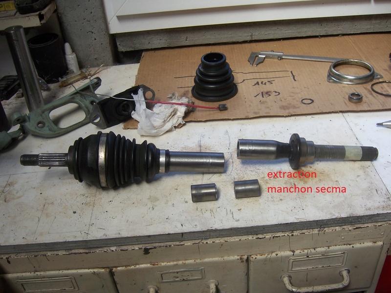 Modification allongement  transmission cardan Gauche. 100_7314