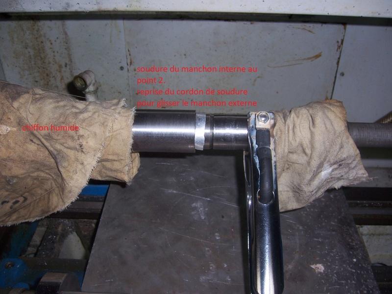 Modification allongement  transmission cardan Gauche. 100_7318