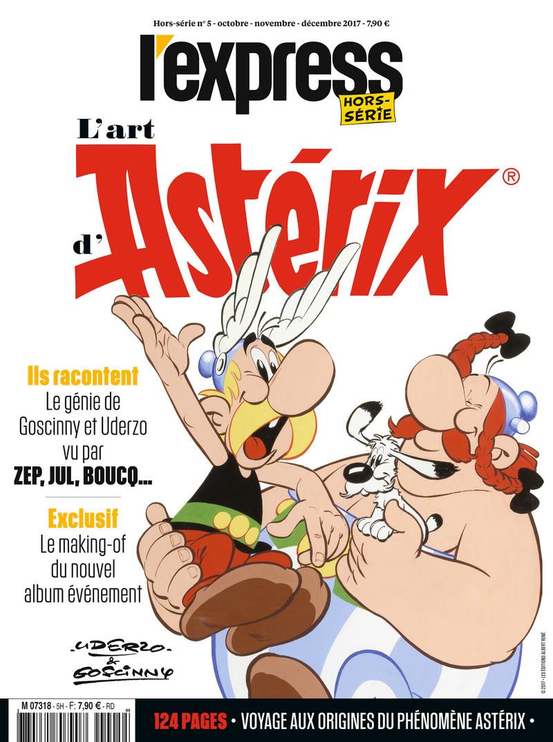Hors-série n°5 L'express: l'art d'Astérix - octobre 2017 Nbd00010