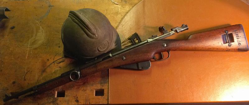 Mousqueton M16 de toutes pièces Berthi10