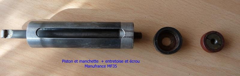 Carabine de Manufrance Piston10