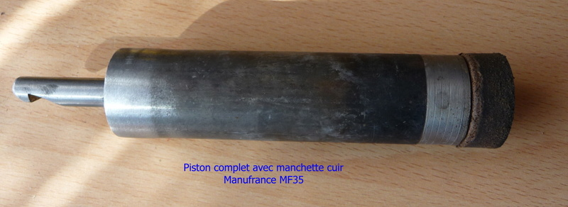 Carabine de Manufrance Piston12