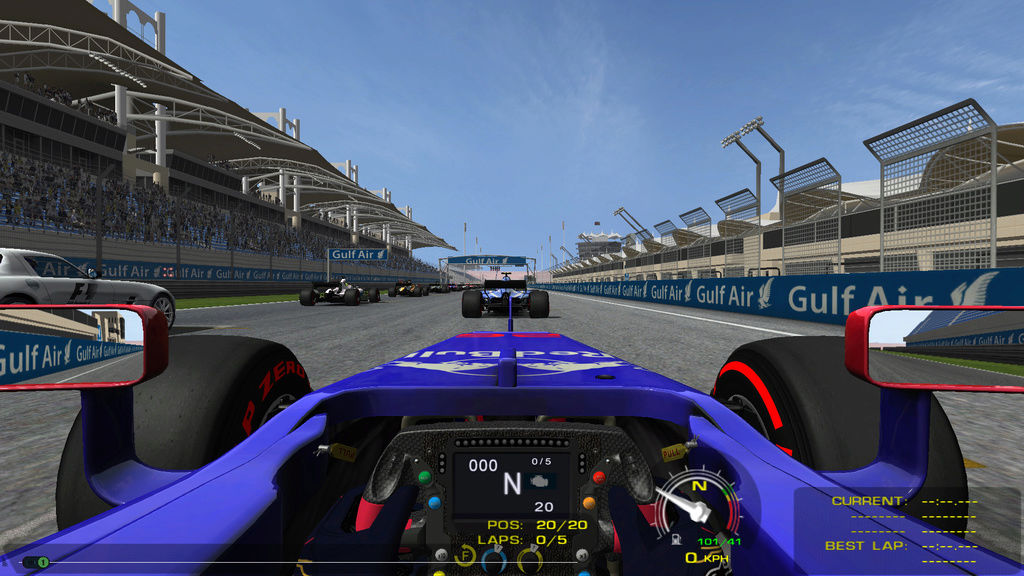 rFactor F1 2017 MOD Patrick34 BETA v0.1 Download Rfacto15