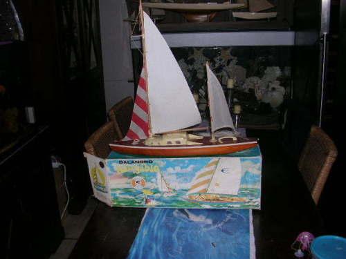 Restauration d'un voilier espagnol. Baleng10