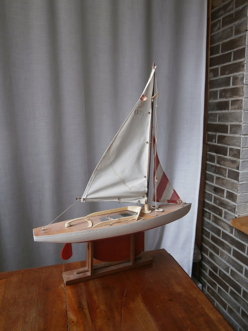 Restauration d'un voilier espagnol. P9252810