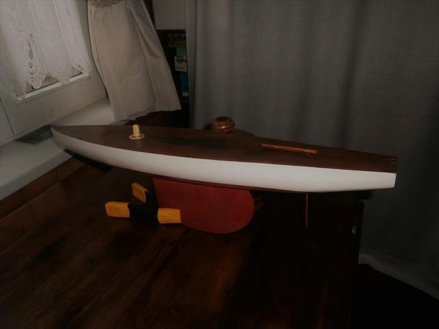 Restauration d'un voilier espagnol. Pa082812