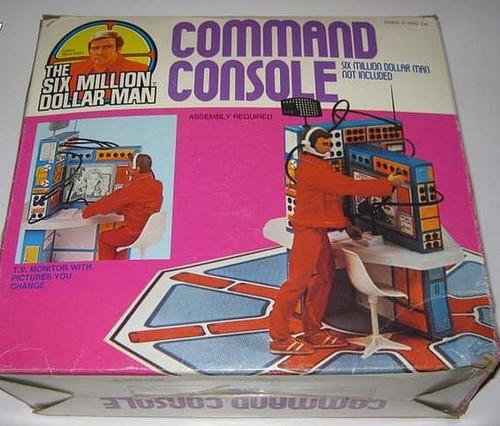 The Six Million Dollar Man /The Bionic Woman Kenner 1975-1978. 93921911