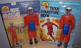 The Six Million Dollar Man /The Bionic Woman Kenner 1975-1978. Dscn7811