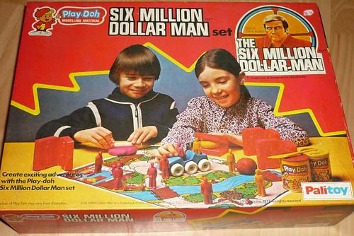 The Six Million Dollar Man /The Bionic Woman Kenner 1975-1978. P1030510