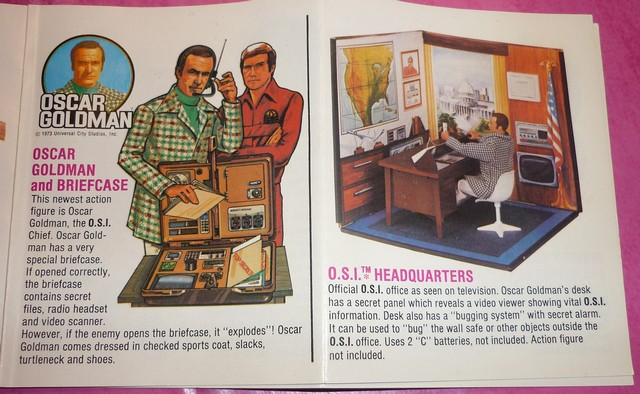 The Six Million Dollar Man /The Bionic Woman Kenner 1975-1978. P1240815