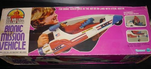 The Six Million Dollar Man /The Bionic Woman Kenner 1975-1978. P1240837