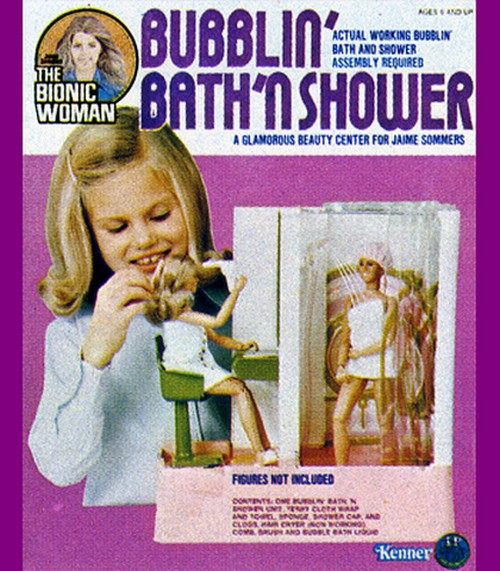 The Six Million Dollar Man /The Bionic Woman Kenner 1975-1978. Play_b11