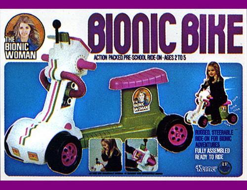 The Six Million Dollar Man /The Bionic Woman Kenner 1975-1978. Play_b12