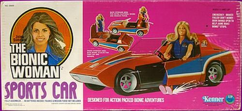 The Six Million Dollar Man /The Bionic Woman Kenner 1975-1978. Play_c14