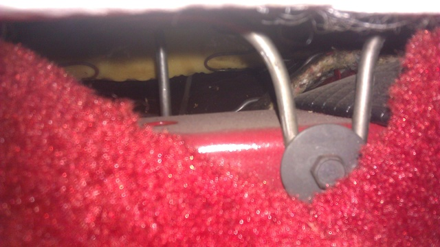 Carpet install question in 76 GP with console  77rear10