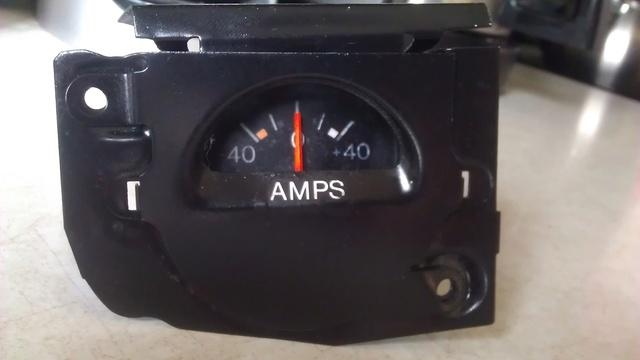 Amp Gauge Ampgau10