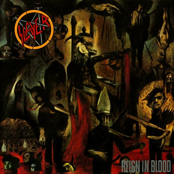 "SLAYER   ""Reign in Blood""  (1986) Ddb47c10"