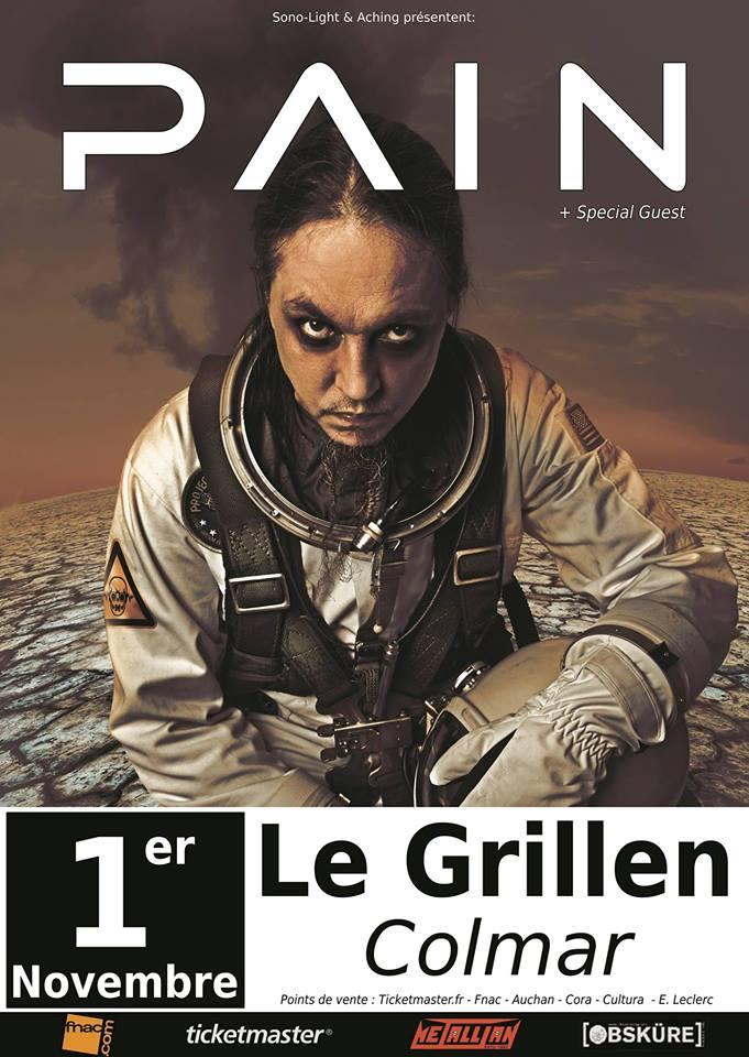 PAIN  Le 01 NOV 2017  Le Grillen  COLMAR Sl210