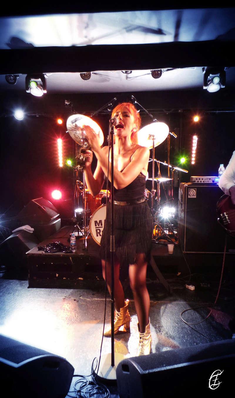 Marta Ren & the Groovelvets...LIVE ! Marta10