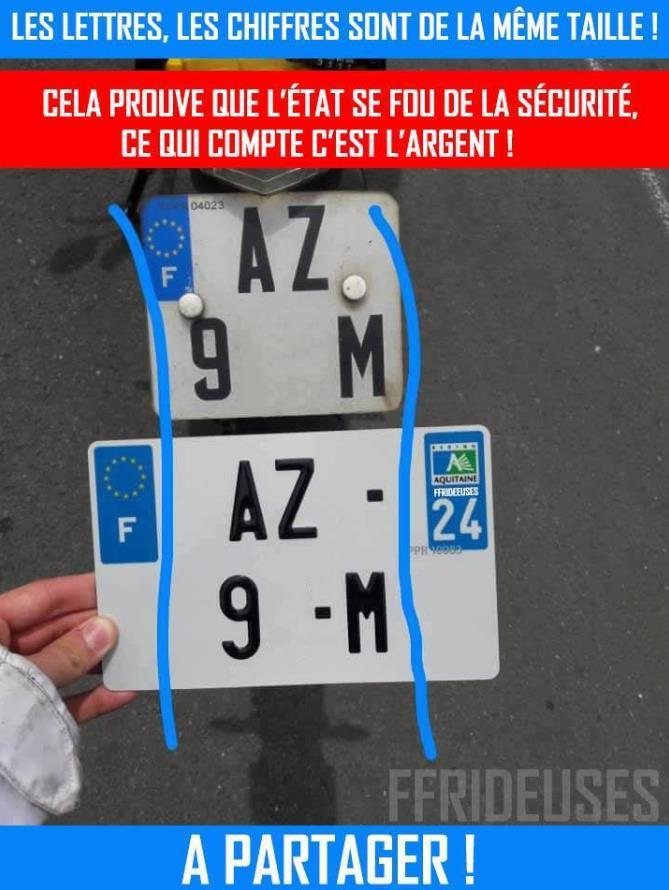Nouvelles plaques deux Roues : véhicules de collections ou pas ?! Screen13