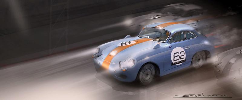 le sport auto  et l'art - Page 34 Sergio10