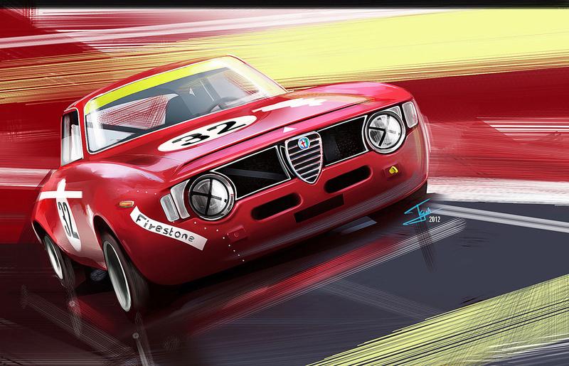 le sport auto  et l'art - Page 34 Tejas-10