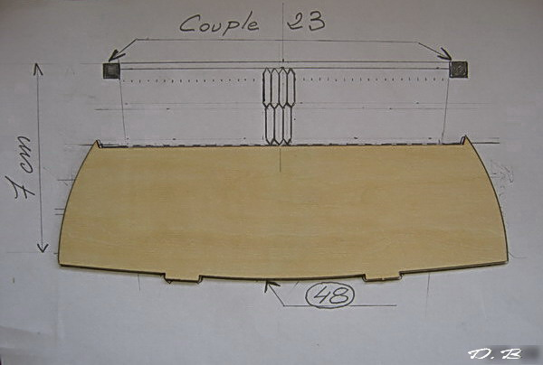 Fregate H.M.S Surprise au 1/48 de A.L ( Kit Bashing ) - Page 2 Surp_322