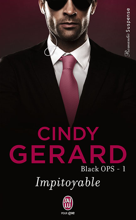 GERARD Cindy - BLACK OPS - Tome 1 : Impitoyable 97822914