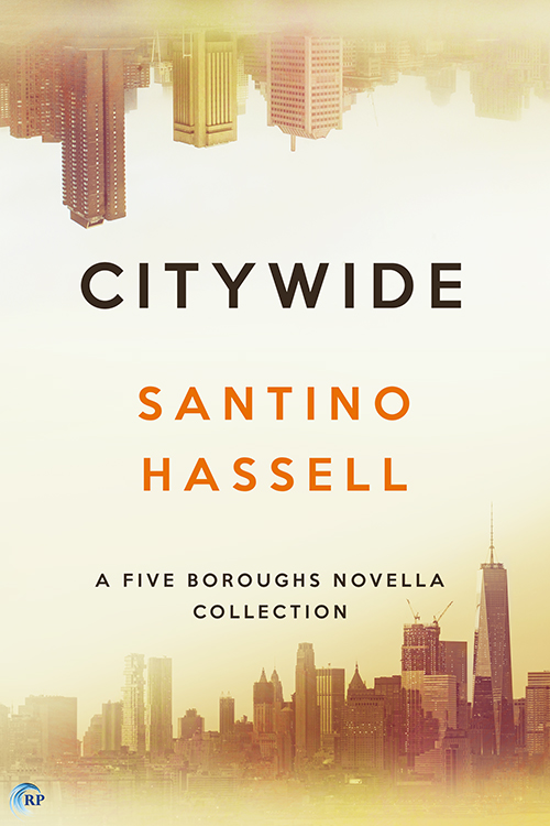 HASSELL Santino - FIVE BOROUGHS - Tome 5,5 : Citywide Citywi10
