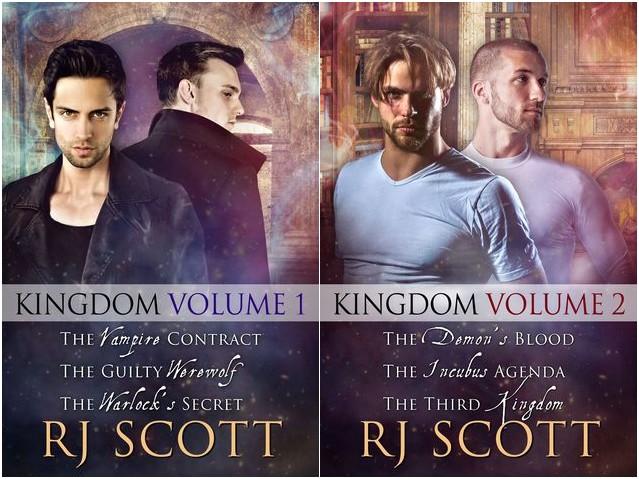 SCOTT RJ - KINGDOM - 2 tomes  Kingdo10