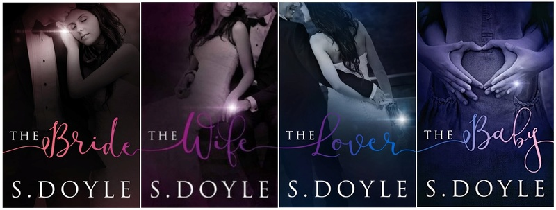 DOYLE S. - THE BRIDE SERIES - Tomes 1-4 The_br10