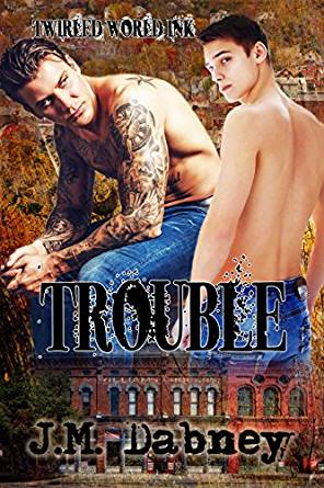 DABNEY J.M. - TWIRLED WORLD INK - Tome 2 : Trouble Twirle11
