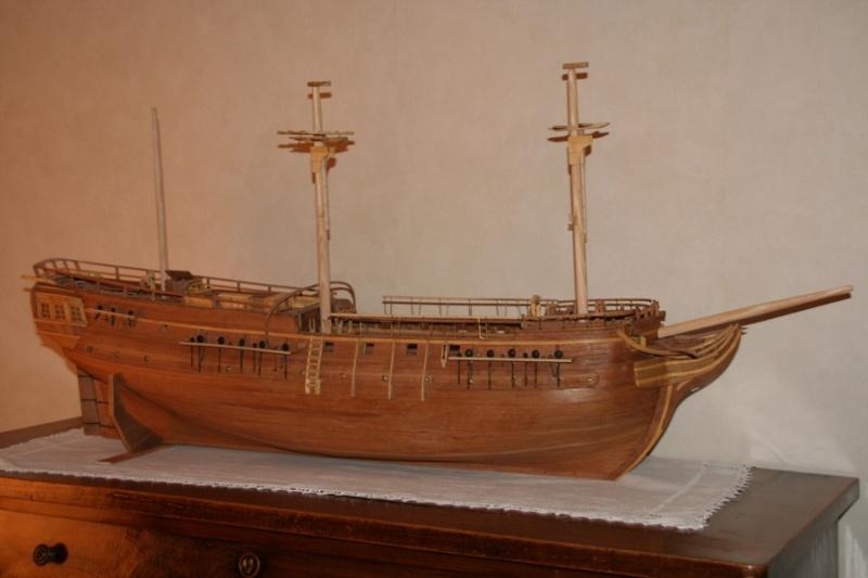 Aurore  navire négrier de J.Boudriot ech:1/36 - Page 23 023b11