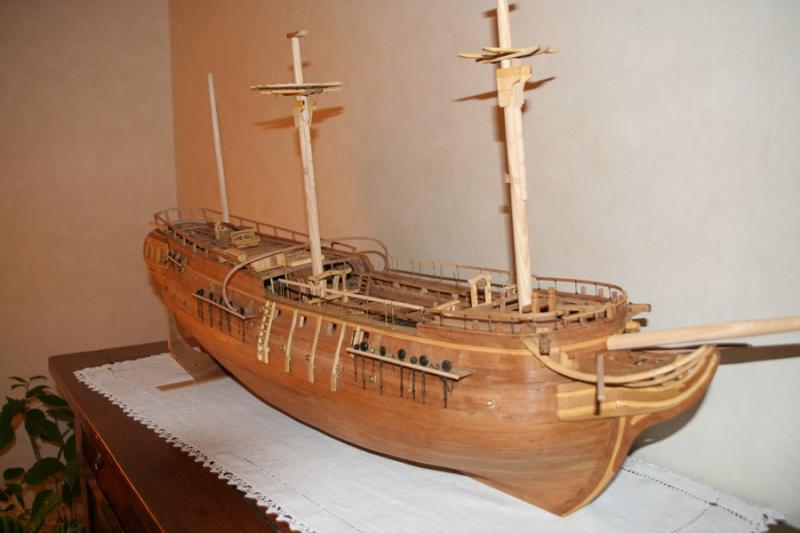 Aurore  navire négrier de J.Boudriot ech:1/36 - Page 23 026b11
