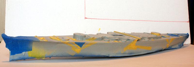 Tirpitz Tamiya 1/350 01_mas10