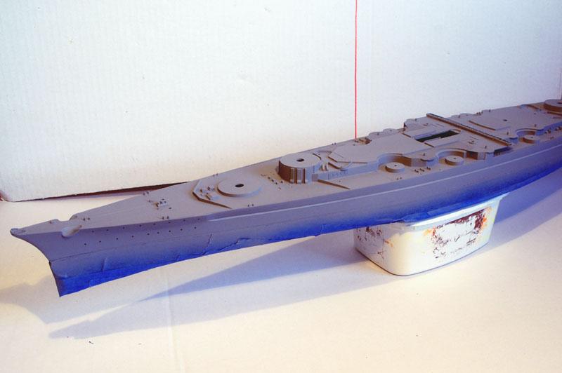 Tirpitz Tamiya 1/350 02_coq12