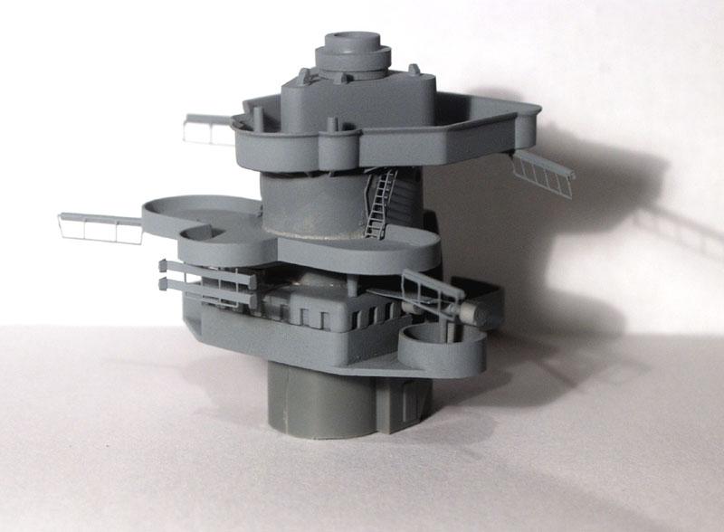 Tirpitz Tamiya 1/350 03_sup11