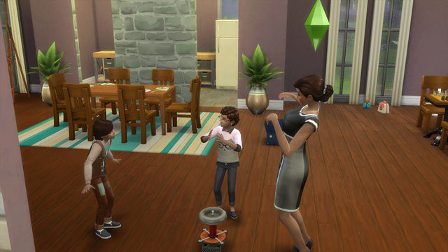 Oh These Kids! A Parenthood Challenge 06-23-10