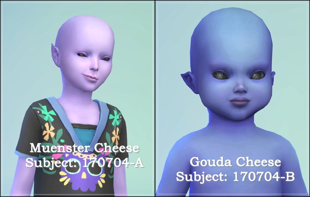 Cheddah Cheese: The Cheese Stands Alone ... But Not For Long Alien_10