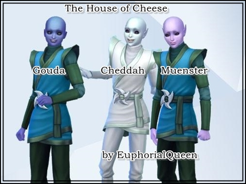 Cheddah Cheese: The Cheese Stands Alone ... But Not For Long Cheese13