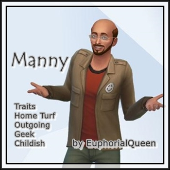 Manny and the Mysterious Happenstance: Gameplay by EQ Manny_10