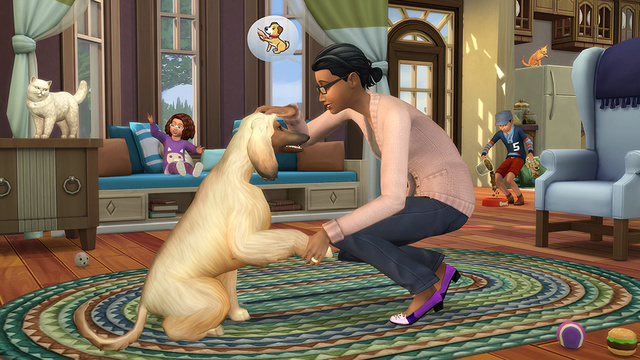 Cats and dogs Ts4_ep11