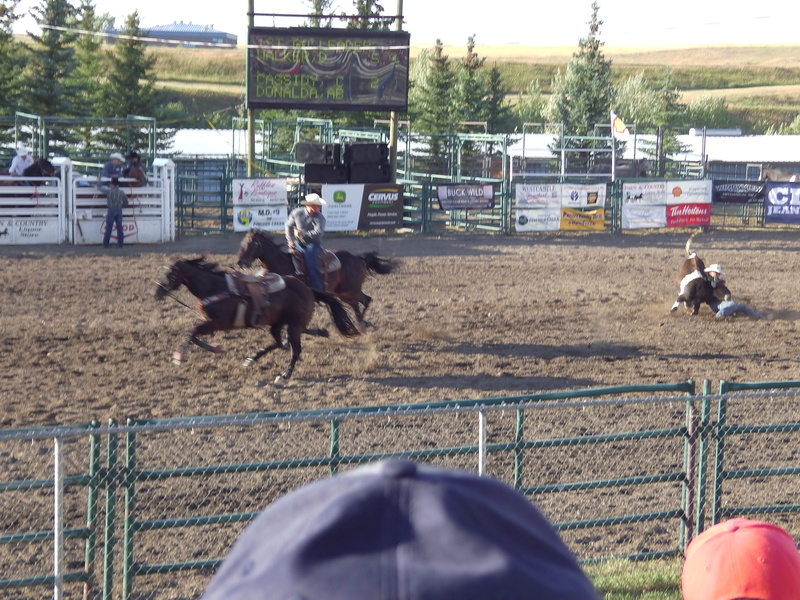 PINCHER CREEK ALBERTA, SON RODEO ET SA PARADE Imga0118