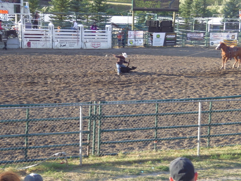 PINCHER CREEK ALBERTA, SON RODEO ET SA PARADE Imga0119