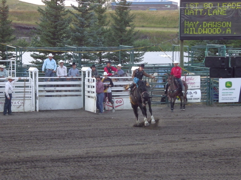 PINCHER CREEK ALBERTA, SON RODEO ET SA PARADE Imga0120