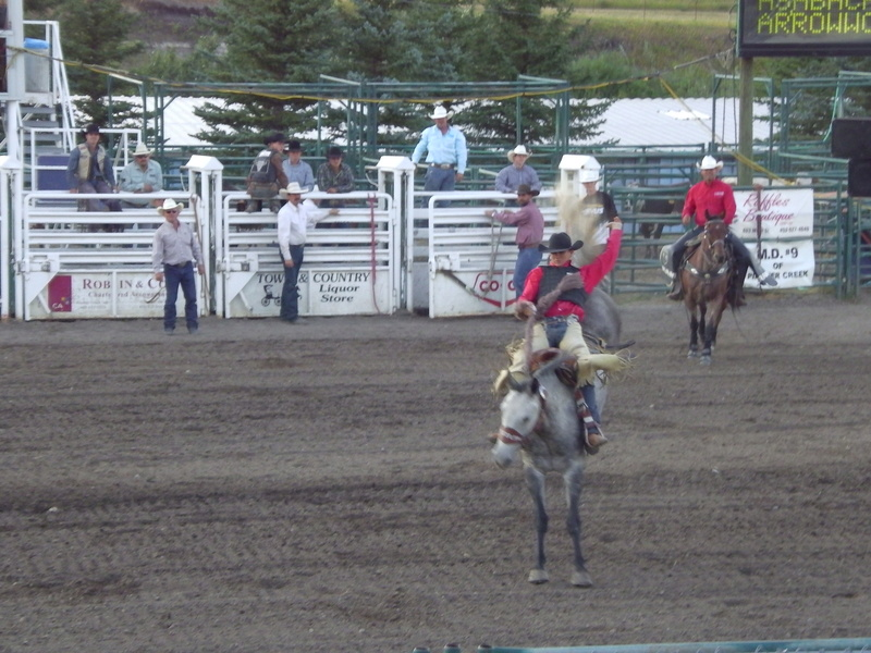 PINCHER CREEK ALBERTA, SON RODEO ET SA PARADE Imga0122