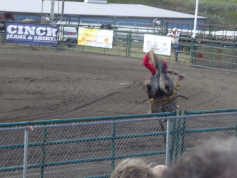 PINCHER CREEK ALBERTA, SON RODEO ET SA PARADE Imga0123